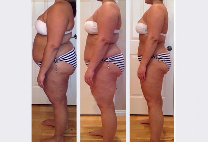 как похудеть за 9 дней